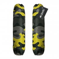 deeb X-Max 250 Amortisör Çorabı Gri Sarı
